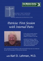 """(LMS #03) """"Patricia: First Session with Internal Parts"""""""