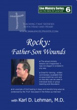 """(LMS #06) """"Father-Son Wounds"""""""